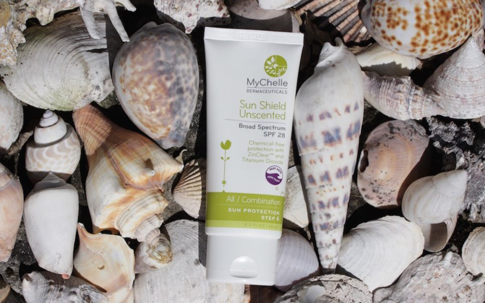 Review: MyChelle Sun Shield Unscente SPF 28