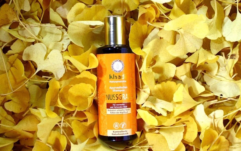 Review: Khadi Naturprokte Ayurvedisches Shampoo