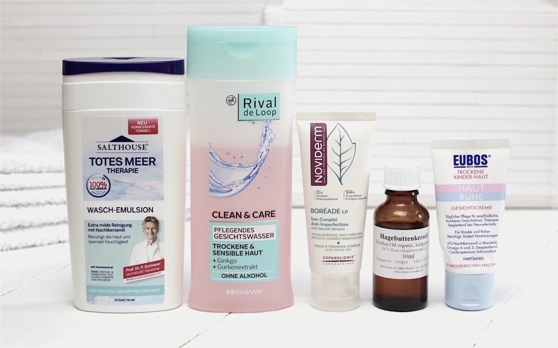 Meine Hautpflege Routine mit AHA, Ölen und Feuchtigkeitscreme