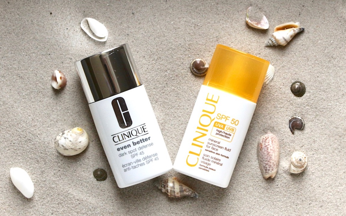 Der Clinique Mineral Sunscreen SPF 50 ist nicht wirklich eine Neuerung. Er entspricht fas genau dem Even Better Dark Spot Defense SPF 45.