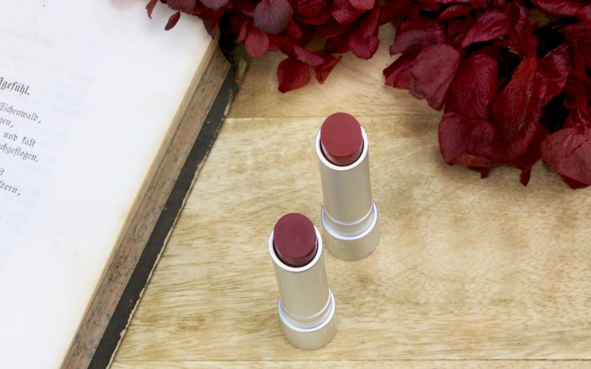 "RMS Lipsticks ""russian roulette"" + ""rapture"""
