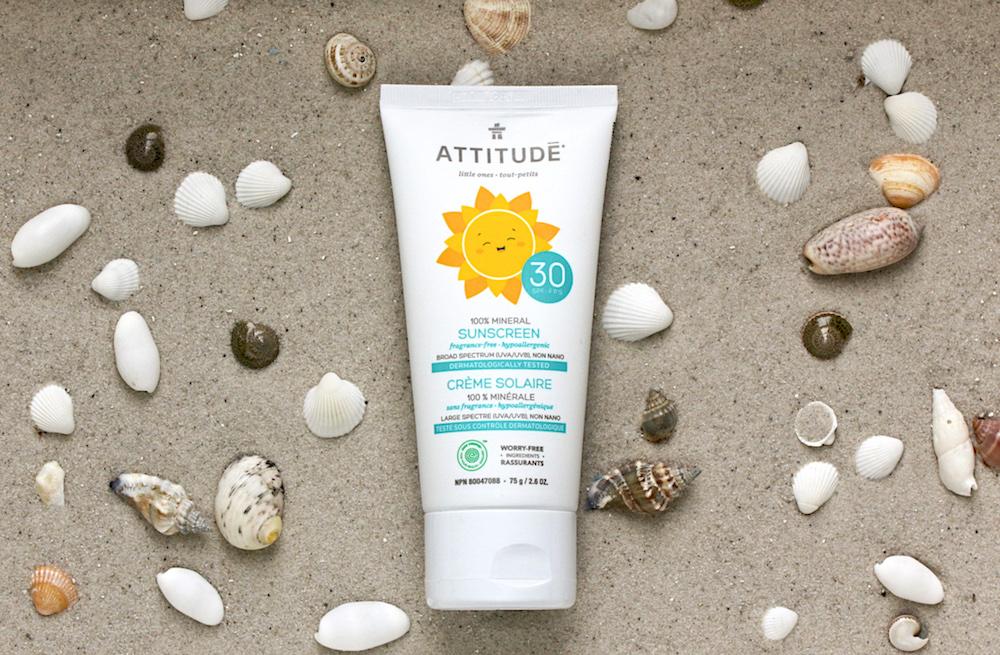 Testbericht: Attitude Mineral Sunscreen SPF 30
