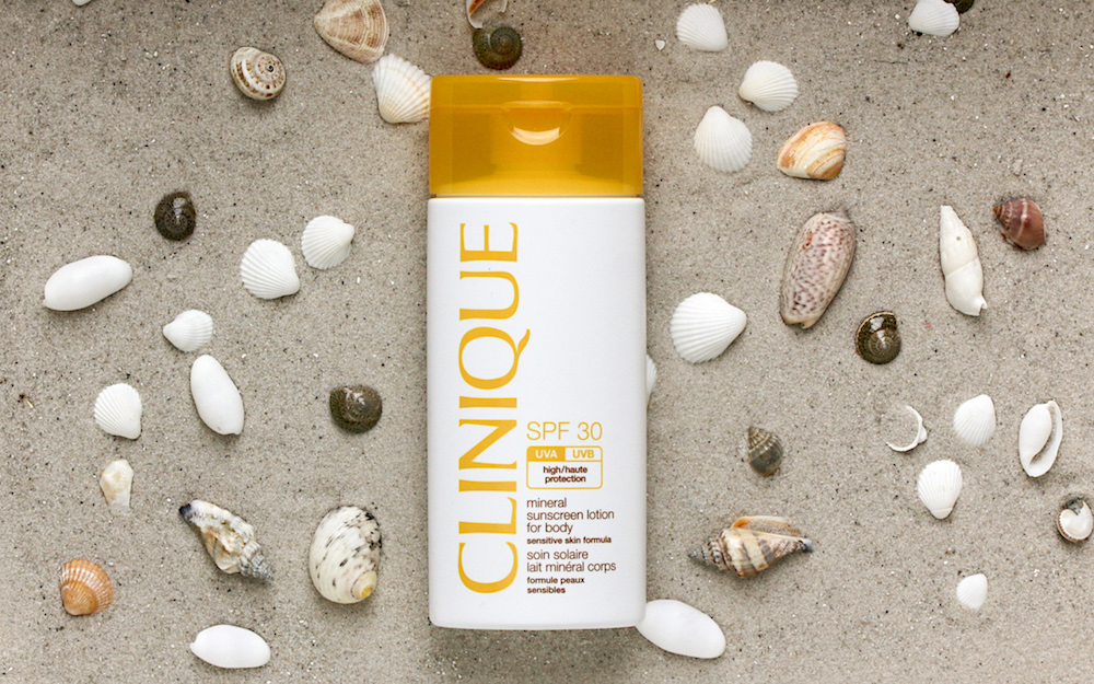 Testbericht: Clinique Mineral Sunscreen for Body SPF 30