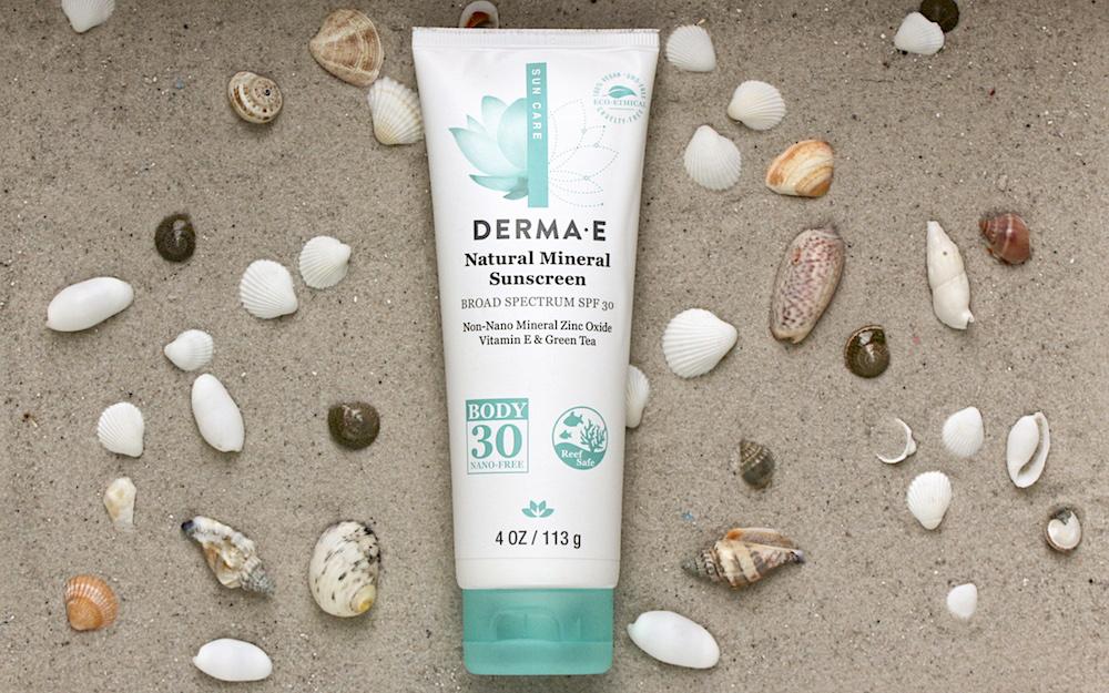 Testbericht: Derma E Natural Mineral Sunscreen SPF 30
