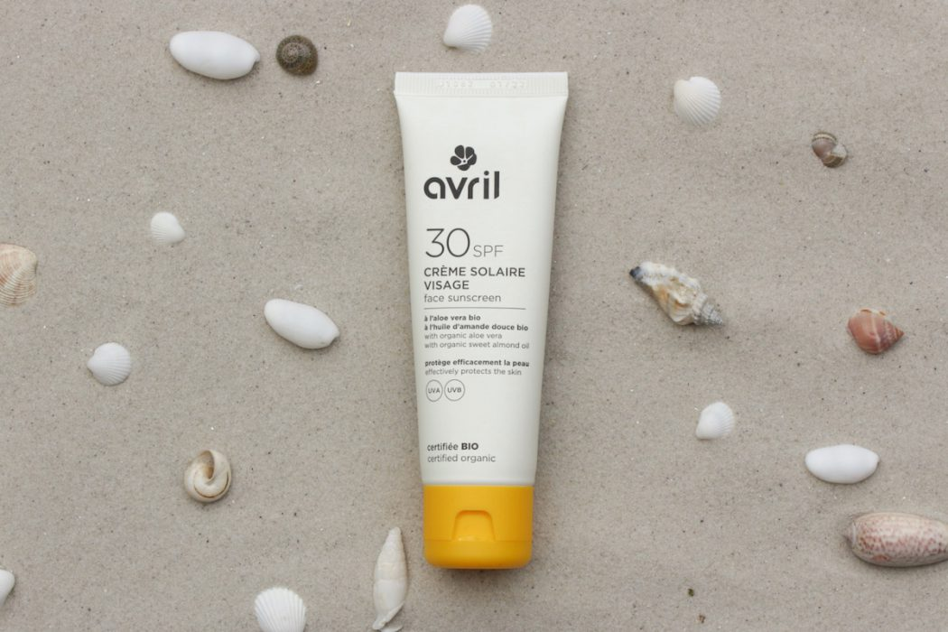 Foto: Avril Creme Solaire Visage face sunscreen SPF 30 - Testbericht