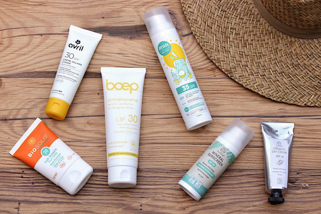 Ladival Anti Aging Sonnenschutz Test
