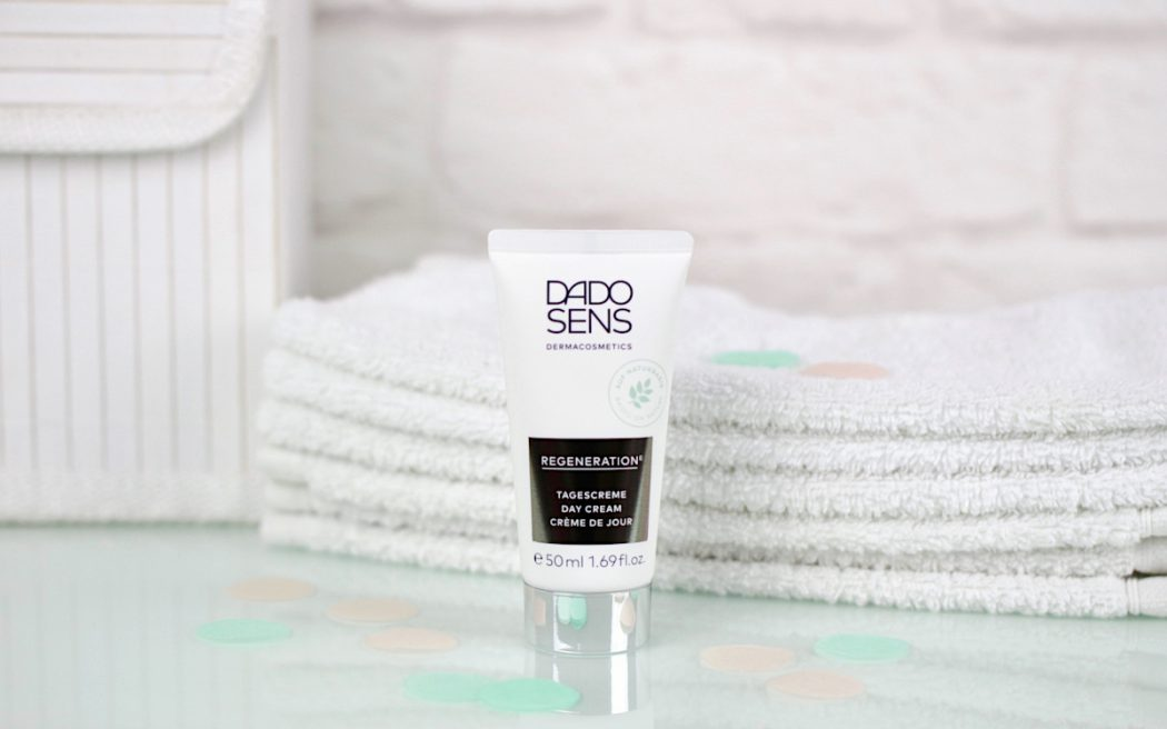 Hautpflegeliebling: DADO SENS Regeneration E Tagescreme